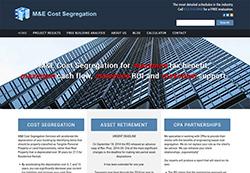 M & E Cost Segregation
