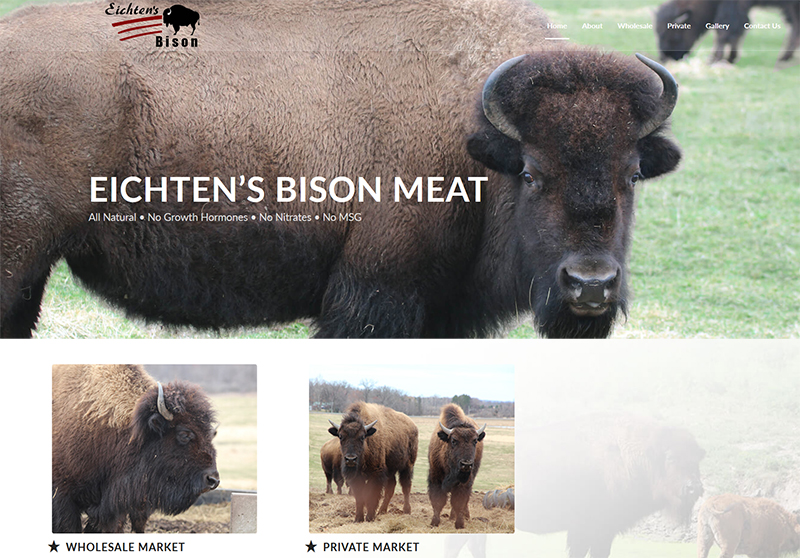 Eichten's Bison & Buffalo Meat